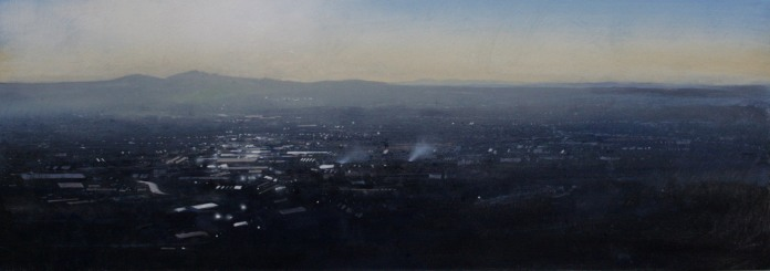 © Robert Perry, 'View West from Turner's Hill, Dudley'