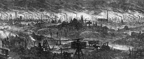 The Black Country Illustration from The London News December 6 1866.