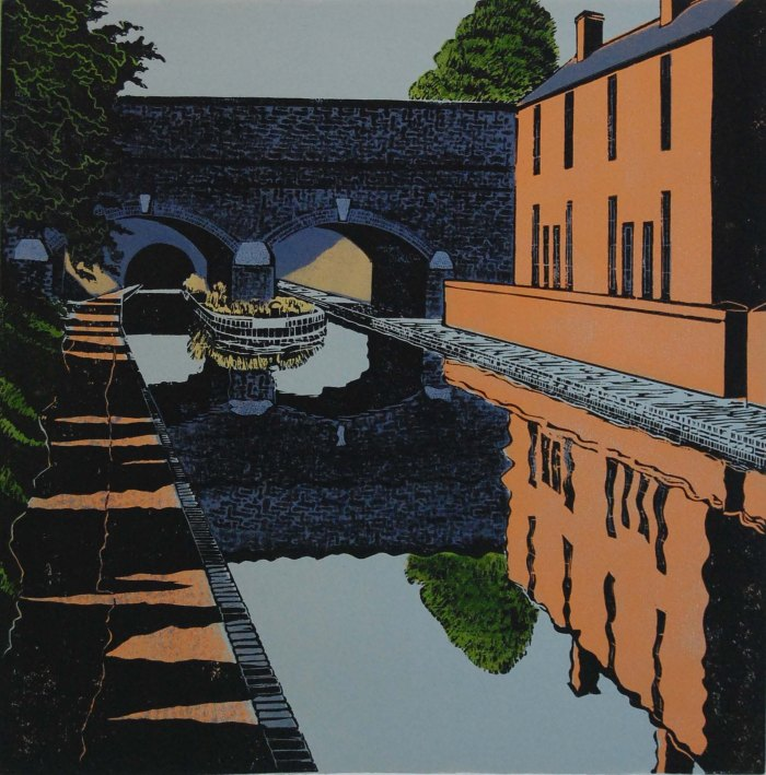 Paul Hipkiss-Tividale Aqueduct Over the Netherton Tunnel Branch Canal - Copy